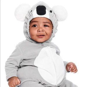 Carter's baby koala costume